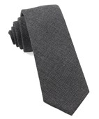 Ties - Business Solid - Grey