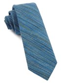Ties - Comrade Solid - Teal