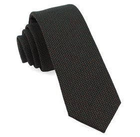 Green Pupil Solid ties