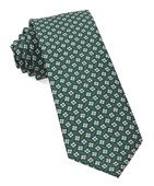 Ties - Spinner - Hunter Green
