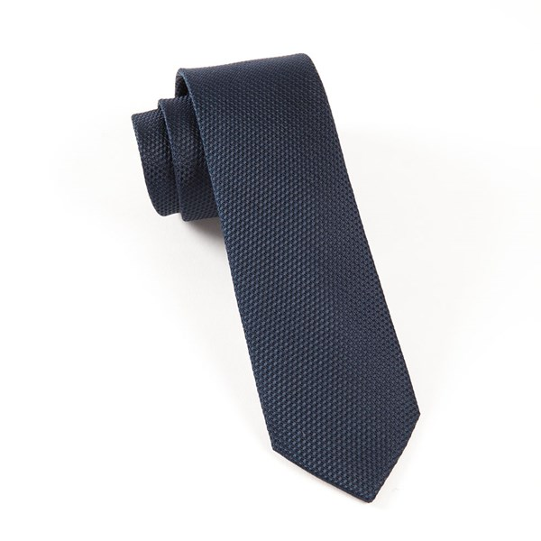 Midnight Navy Grenafaux Tie