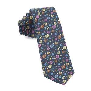 morrissey flowers navy ties