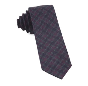 Wentworth Plaid Azalea Ties