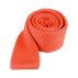 Coral Knitted Tie - Coral Knitted Tie primary image
