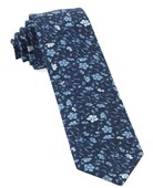 Ties - Southey Floral - Navy