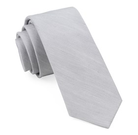 Silver Bhldn Linen Row ties
