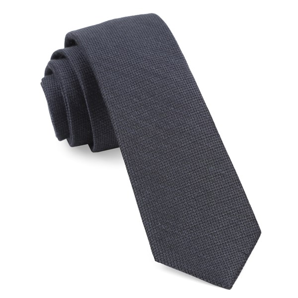 Pewter Bhldn Festival Textured Solid Tie
