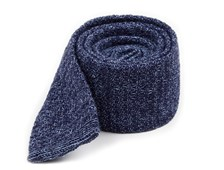 Ties - Knitted Soul Solid - Blue
