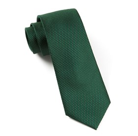 Hunter Green Grenafaux boys ties