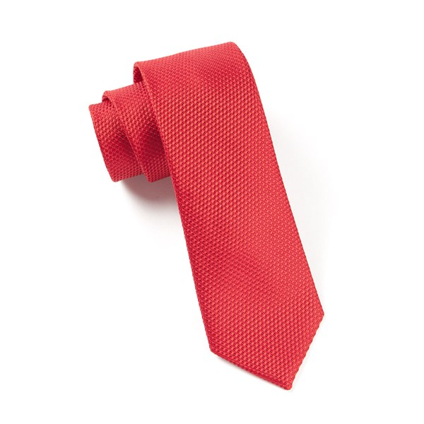 Red Grenafaux Tie
