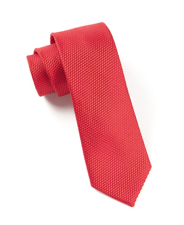 Grenafaux Red Tie