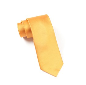 Cantaloupe Grosgrain Solid ties