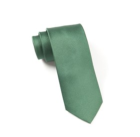 Hookers Green Grosgrain Solid ties