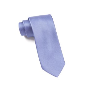 Violet Grosgrain Solid ties