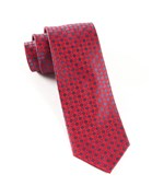 Ties - Lincoln Park - Red