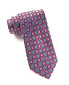Ties - Show Stopper Dots - Pinks