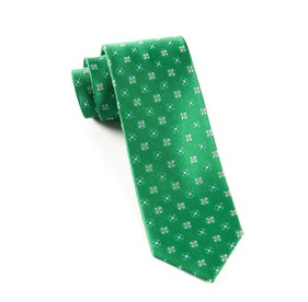 Emerald Green Juneberry ties