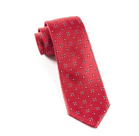 Juneberry Red Ties