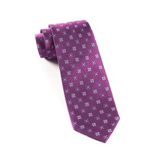 juneberry plum ties