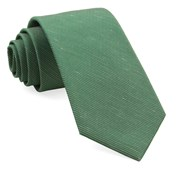 Ties - Fountain Solid - Grass