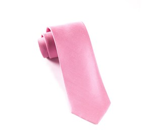 Sand Wash Solid Pink Ties