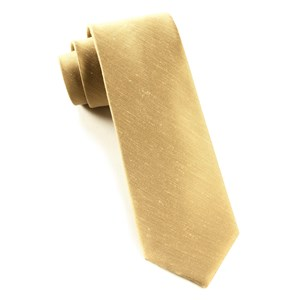 sand wash solid sun gold ties