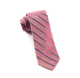 Cliffside Stripe Red Ties