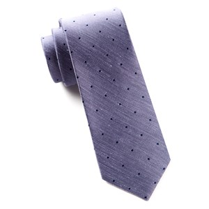 bulletin dot purple ties