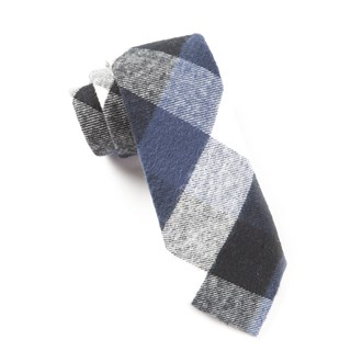 jamison plaid navy ties