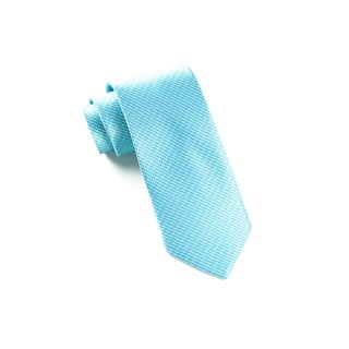ovation solid turquoise ties