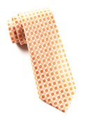 Ties - Dragee Dot - Oranges
