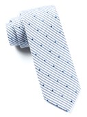 Ties - French Kiss - Blue