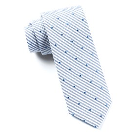 Blue French Kiss ties