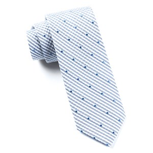 french kiss blue ties