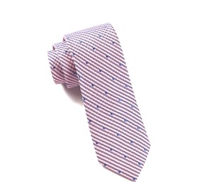 French Kiss Baby Pink Ties