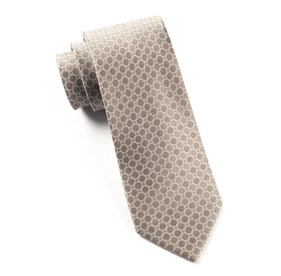 Champagne Chain Reaction ties