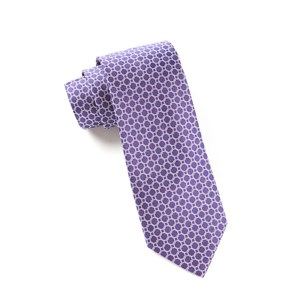 chain reaction purple ties