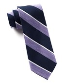 Ties - Patina Stripe - Lilac