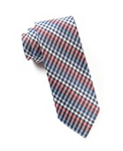 Ties - Daydream Plaid - Red