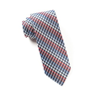 daydream plaid red ties