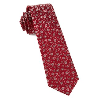 milligan flowers red ties