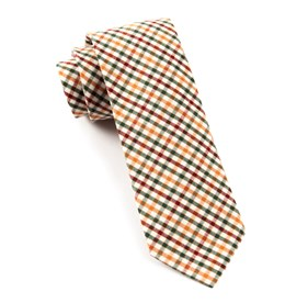Emerald Ashland Plaid ties