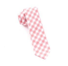 Strawberry Fall Colorful Plaid ties