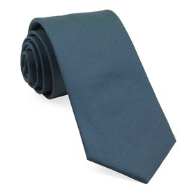 Teal Charlotte Solid ties