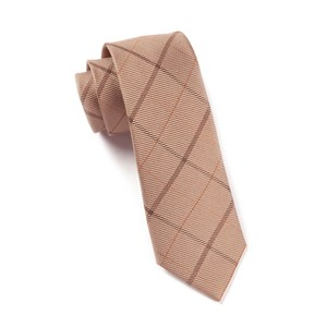 sheridan plaid tan ties