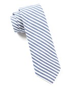 Ties - Minor Stripe - Blue