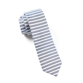 unity stripe navy ties