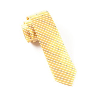 Arbor Stripe Yellow Tie