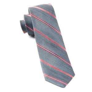 editor stripe whale blue ties