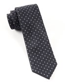 Ties - Pacific Polkas - Black
